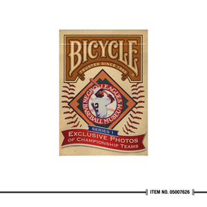 Bicycle Negro Leagues Baseball Playing Cards
