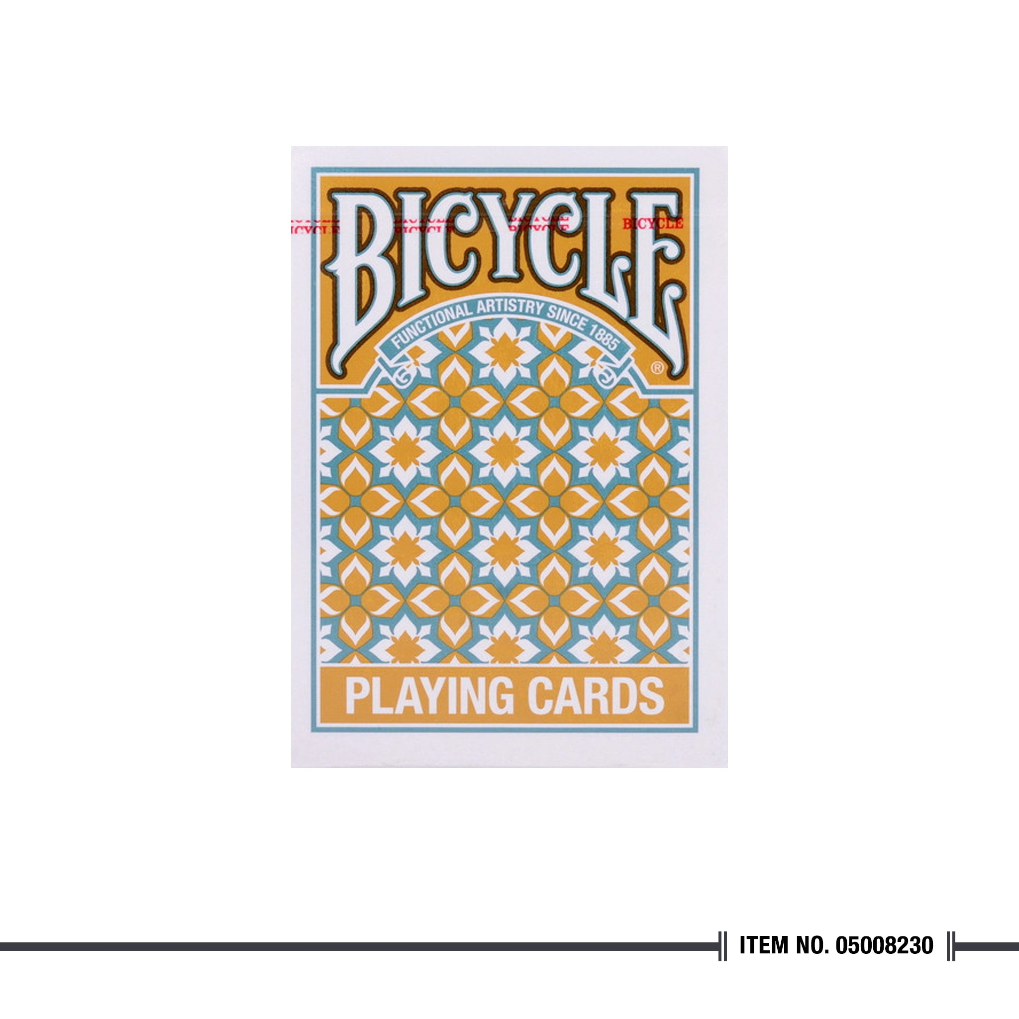 Bicycle Madison Pattern Deck