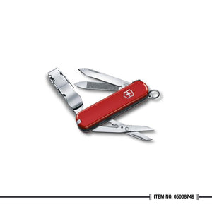 0.6463 Victorinox NailClip 580 Red