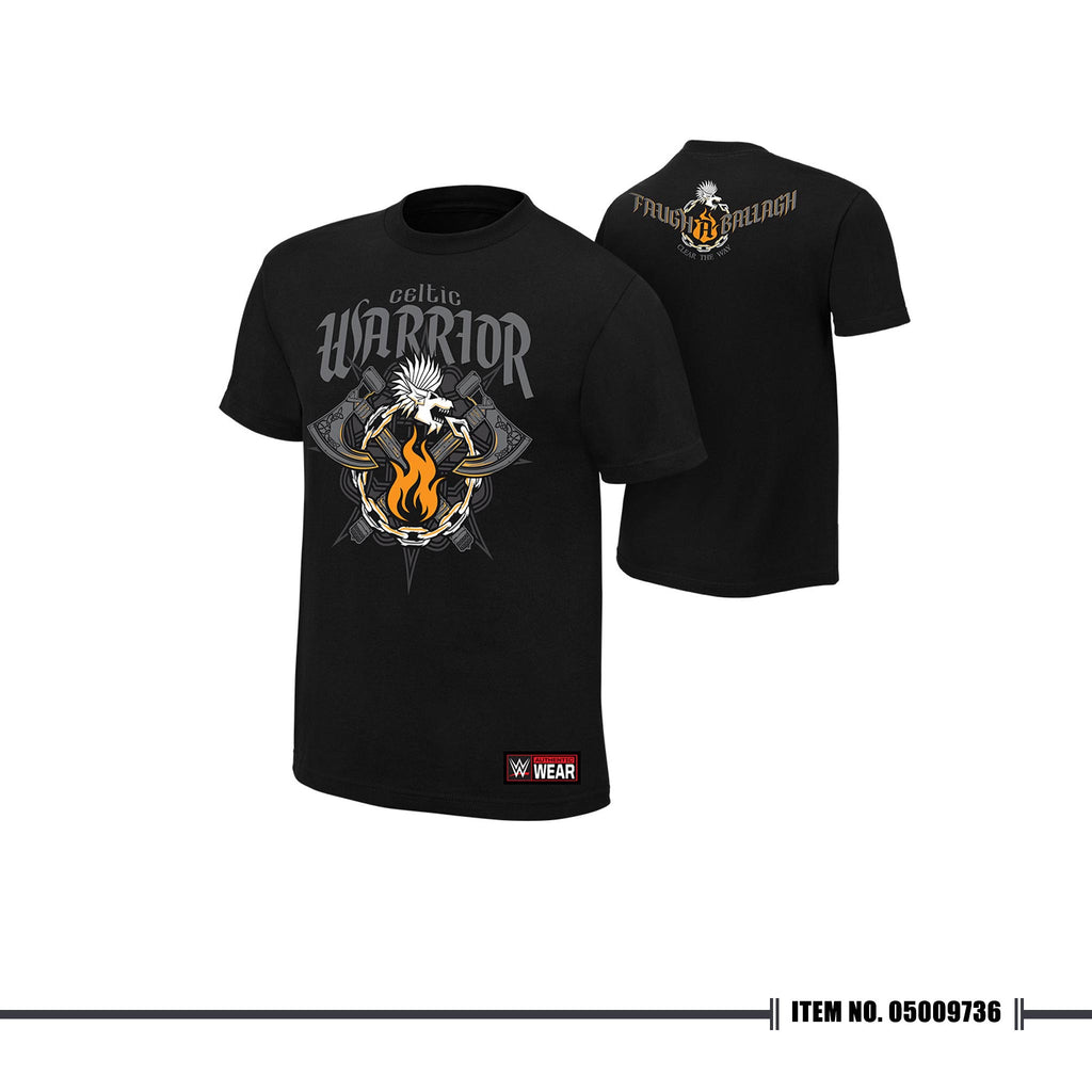 "WWE Sheamus ""Clear The Way"" T-shirt"