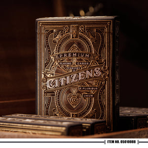 Theory 11 - Citizen Playing Cards