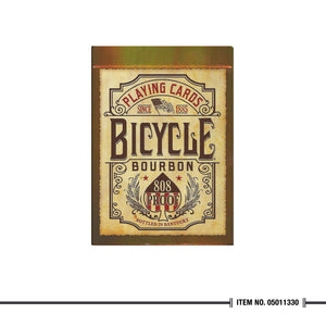 Bicycle® Bourbon Deck