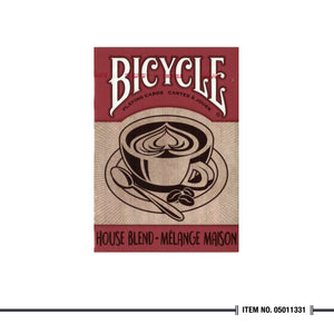 Bicycle® House Blend Deck