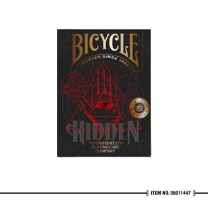 Bicycle® Hidden Deck