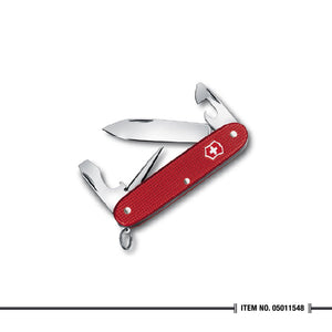 0.8201.L18 Victorinox Pioneer Alox Berry Red LE 2018
