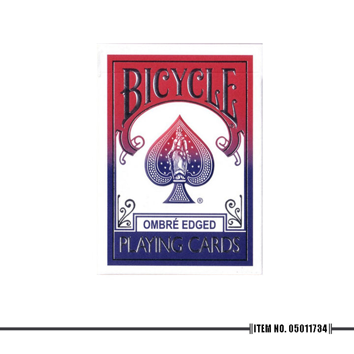 BICYCLE® OMBRE EDGE PLAYING CARDS