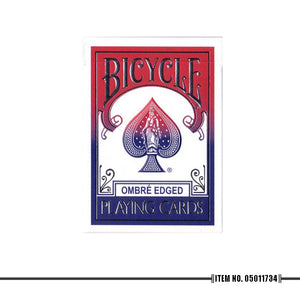 BICYCLE® OMBRE EDGED PLAYING CARDS