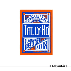 BICYCLE® TALLY-HO 18 PLAYING CARDS