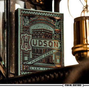 Theory 11 - Hudson Playing Cards