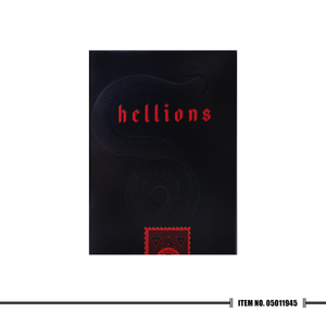 Hellions Red Black Tuck