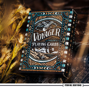 Theory 11 - Voyager Playing Cards