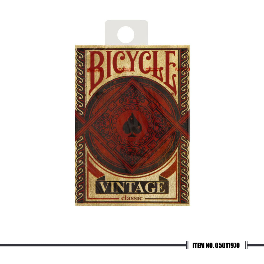 BICYCLE® VINTAGE PLAYING CARDS
