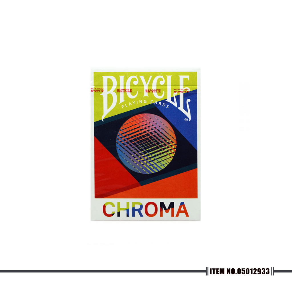 Bicycle Chroma Playing Cards - Cutting Edge Online Store