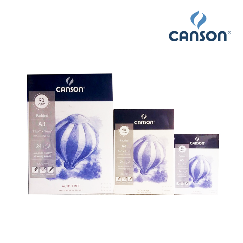 Canson Balloon Sketch Pad