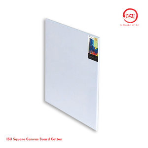 ISU Square Canvas Board Cotton