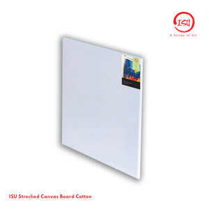 ISU Stretched Canvas Board Cotton