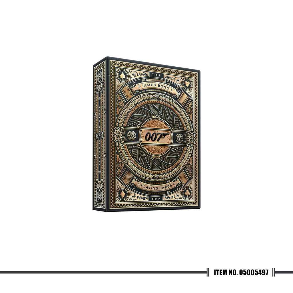 James Bond Playing Cards - Cutting Edge Online Store