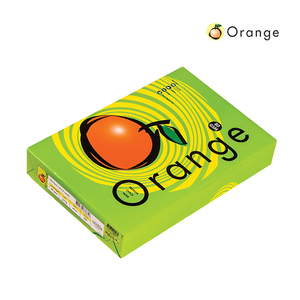Orange Premium Office Paper Ream