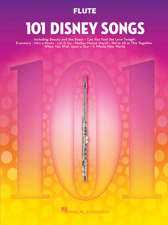 101 Disney Songs (Popular Arrangements)