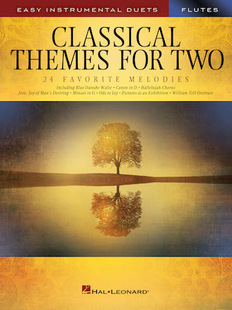 Classical Themes for Two Flutes (Popular Arrangements)