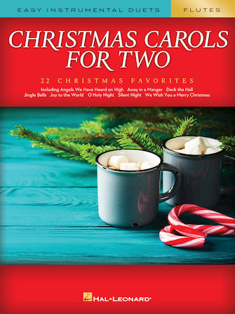 Christmas Carols for Two Flutes (Popular Arrangements)