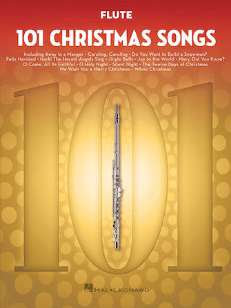 101 Christmas Songs (Popular Arrangements)