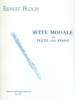 Suite Modale (Flute and Piano)
