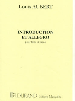 Introduction et Allegro (Flute and Piano)