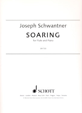 Soaring (Flute and Piano)