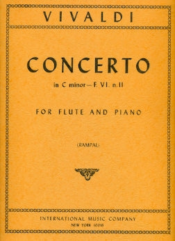 Concerto in C minor, RV441 (Flute and Piano)
