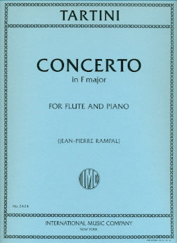 Concerto in F Major (Flute and Piano)