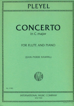 Concerto in C Major (Flute and Piano)