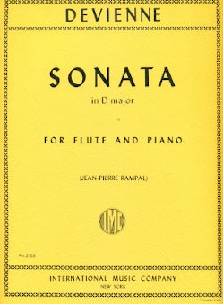 Sonata in D Major, Op. 68, No. 1 (Flute and Piano)
