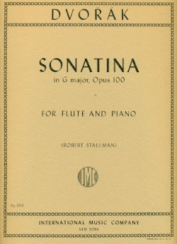 Sonatina in G Major, Op. 100 (Flute and Piano)
