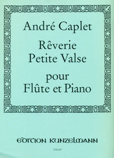Reverie & Petite Valse (Flute and Piano)