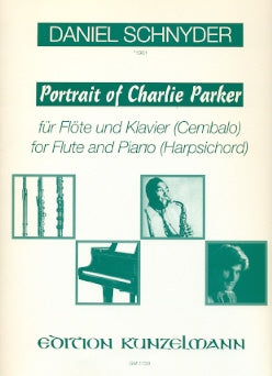 Portrait of Charlie Parker (Flute and Piano)