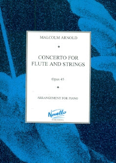 Concerto No. 1 for Flute and Strings Op. 45 (Flute and Piano)
