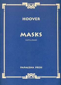 Masks (Flute and Piano)