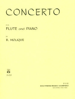 Flute Concerto in D Minor, Op. 69 (Flute and Piano)