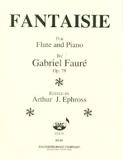 Fantasie Op. 79 (Flute and Piano)