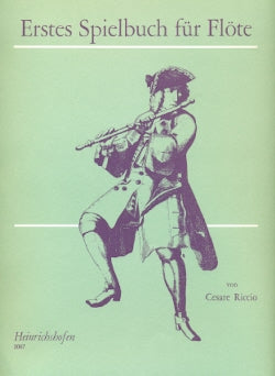 First Music Book for Flute (Flute Alone)