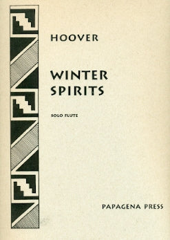 Winter Spirits (Flute Alone)