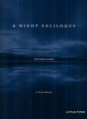 A Night Soliloquy (Flute Alone)