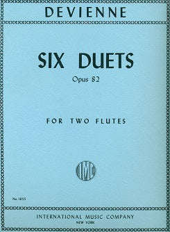 Six Easy Duets, Op. 82