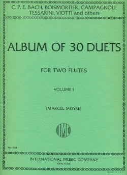 Album of 30 Classical Duets, Volume 1