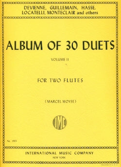 Album of 30 Classical Duets, Volume 2