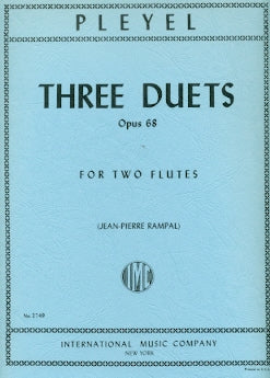 Three Duets, Op. 68