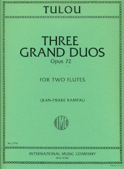 Three Grand Duos, Op. 72
