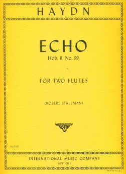 Echo (Two Flutes)