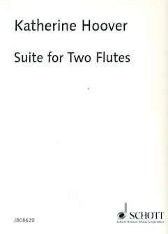 Suite for 2 Flutes Op. 17 (1977-81)